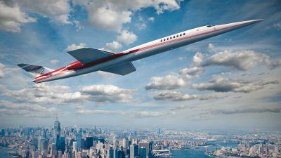 Airbus und Aerion haben ein neues Überschallflugzeug entwickelt. Der AS-2 soll 2019 zum Jungfernflug starten und 2023 in den Dienst gestellt werden.