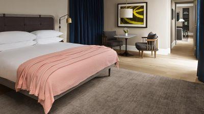 Das Hotel 11 Howard in New York City setzt auf besonders große Suiten.