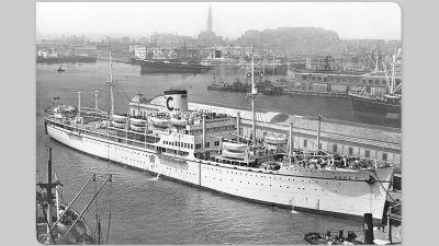 Geburtsstunde am 31. März 1948: die Anna C unternimmt die erste Costa Kreuzfahrt mit 768 Passagieren von Genua nach Rio de Janeiro.