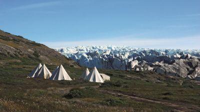 Die Geschichte der Jagdgründe der Inuit in Grönland reicht 4200 Jahre zurück.