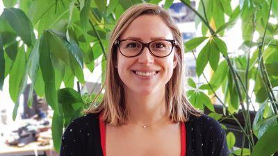 Audrey Stewart, Intrapreneurin Innoventura, Ventura Travel