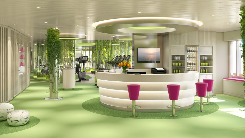 Die neue Juicy's & Smoothies Bar im Body & Soul Sport.