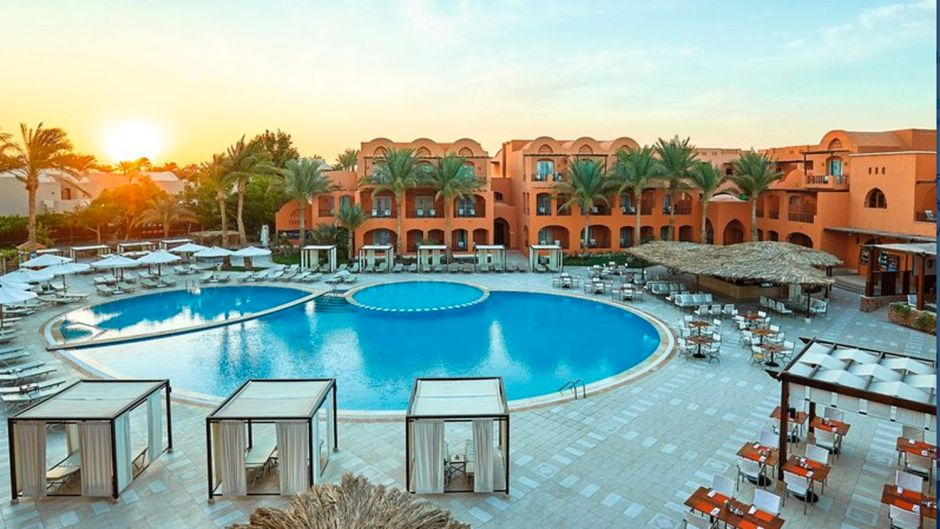 The TUI Sensimar Makadi Hotel took first place in Egypt. The resort south of Hurghada has a large pool area and its own beach.