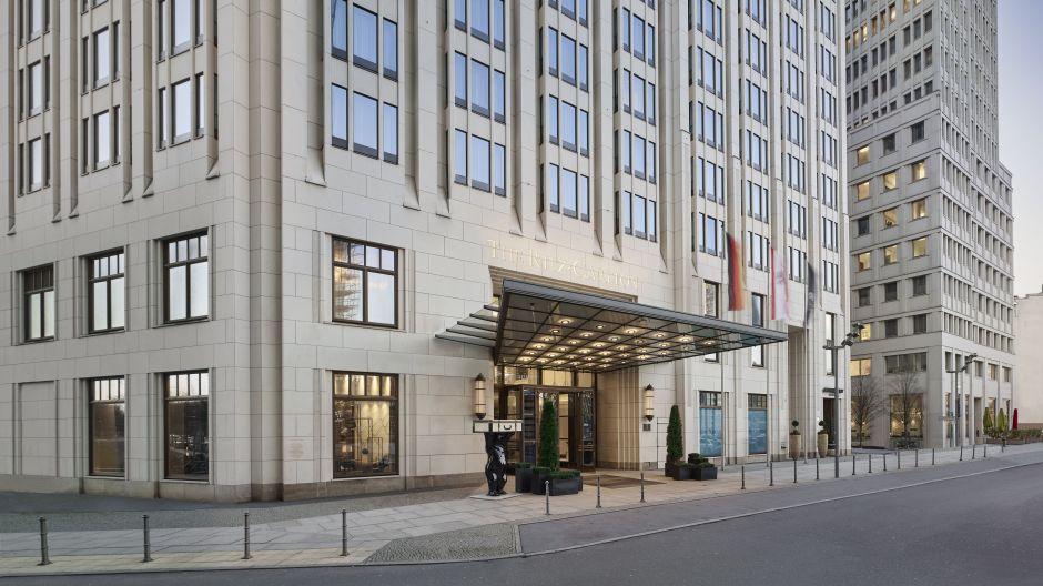 Berlin Art Déco Für Das The Ritz Carlton