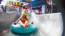 Warum nicht Virtual Reality im Wasserpark? Das Water-Slide-Erlebnis mit VR-Brille im Galaxy Erding ist eine Weltneuheit.
