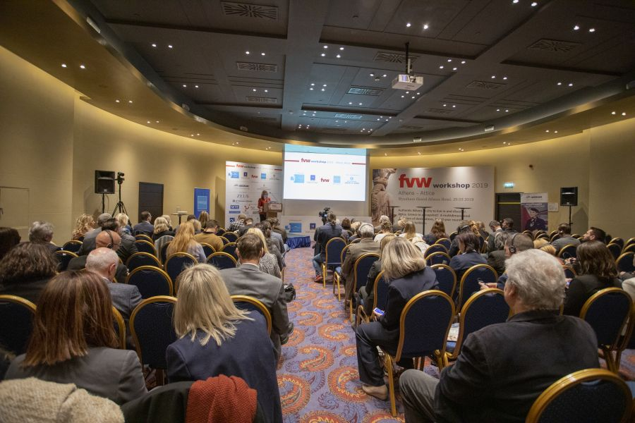 The conference attracted 130 participants, including many Greek tourism industry professionals.