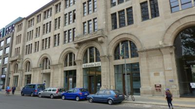 Spindlershof: die neue Heimat von FTI in Berlin. Namensgeber ist Wilhelm Spindler, der mit seiner 1832 gegründeten Seidenfärberei und Waschbank direkt an der Spree ansässig war.