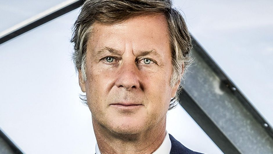 3. Sebastien Bazin ($4.6m) is head of Accor Hotels.