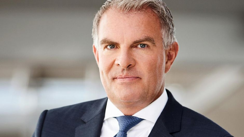 4. Lufthansa CEO Carsten Spohr ($4.3m) is the second German in the top five.