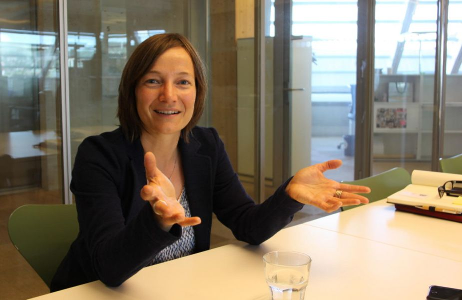 Solveig Mayer – Regional Manager Government & Corporate Affairs DACH/Nordics Expedi