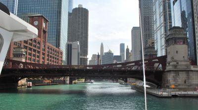 Genickstarre unvermeidlich: Chicago, Ausgangspunkt der meisten Great-Lakes-Reisen, gilt als Mekka für Architekturfans.