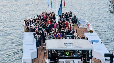 Über 100 Studierende gingen bei der Toukon 2019 an Bord.