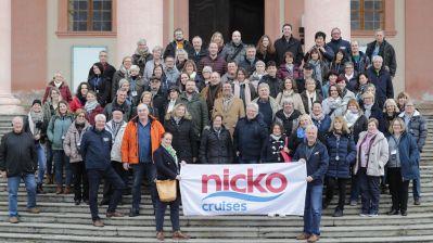Mehr als 80 Vertriebspartner waren der Einladung des Stuttgarter Flussreise-Anbieters gefolgt.