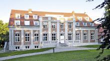 Ferienhaus im Herrenhaus: das Gutshaus Zicker auf der Halbinsel Zudar im Süden Rügens.
