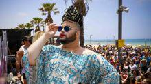 Bunt und schrill: die Pride Parade, in diesem Jahr am 12. Juni.