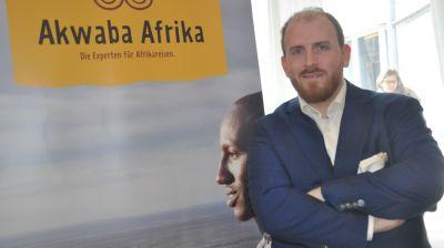 Veranstaltungsmacher: David Heidler, Chef des Leipziger Afrika-Spezialisten Akwaba Travel, hatte die Idee zur ITB-Alternative.