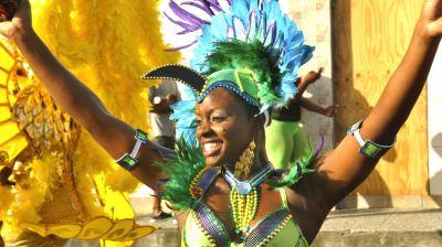 Ein Fest fürs Leben: Karneval auf Tobago.