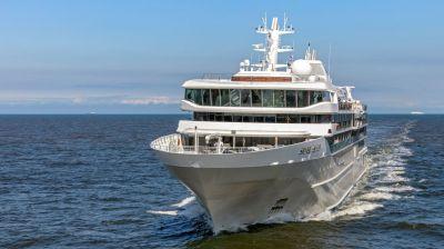 Die Silver Origin ist eigens für Expeditionen im Galapagos-Archipel gebaut.