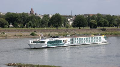 Die Lady Diletta ist das erste eigene Schiff von Plantours.