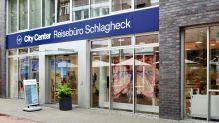Das Reisebüro Schlagheck in den neuen Räumen an der Kupferstraße 7: Zuvor war hier die Sparkasse Coesfeld beheimatet.