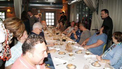 Auf geht's: Erster Anlauf- und Treffpunkt der Reise durch das Baskenland war das Yandiola in Bilbao.
