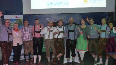 Willkommen bei den Cruise Days: Die Organisatoren und Partner luden die Expis dieses Jahr ins Alpin Center nach Bottrop ein.