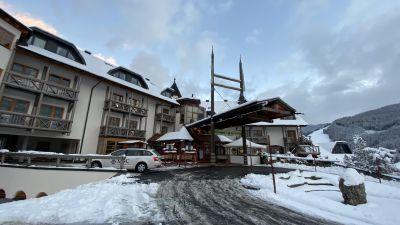 """Treffen im Aldiana Club Hochkönig. Dort richtet die Clubhotelkette das """"Gipfelglück"""" aus."""
