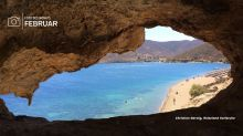 Christian Gerwig, Leiter der Agentur Reiseland in Karlsruhe, hat dieses Foto auf der griechischen Insel Patmos aufgenommen.