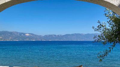 Christian Gerwig, Leiter des Reisebüros Reiseland Karlsruhe, hat das Foto im vergangenen Jahr auf der Insel Samos aufgenommen.