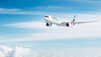 Eurowings Discover geht zunächst mit drei Airbus 330 an den Start.