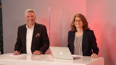Willkommen beim diesjährigen fvw TravelTalk Kongress mit Chefredakteurin Sabine Pracht und Chefredakteur Klaus Hildebrandt.