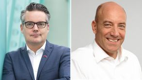 René Herzog (left) will be replaced by Ingo Burmester (right) as DER Touristik CEO Central Europe