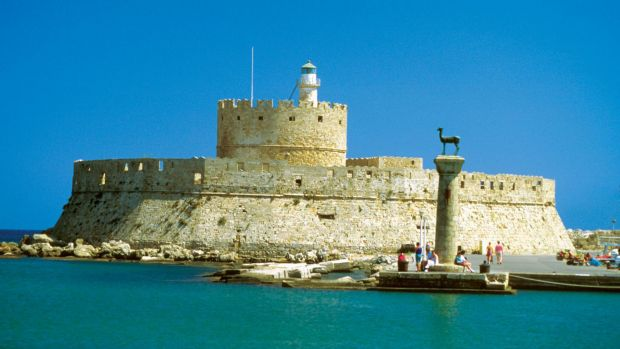 Good outlook. DER Touristik predicts strong sales for Rhodes and other Greek destinations next summer.