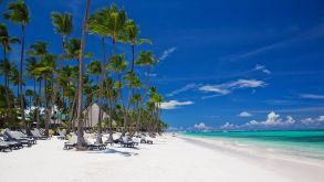 Beaches such as Punta Cana's Bavaro beach have been tested by Beach-Inspector.com