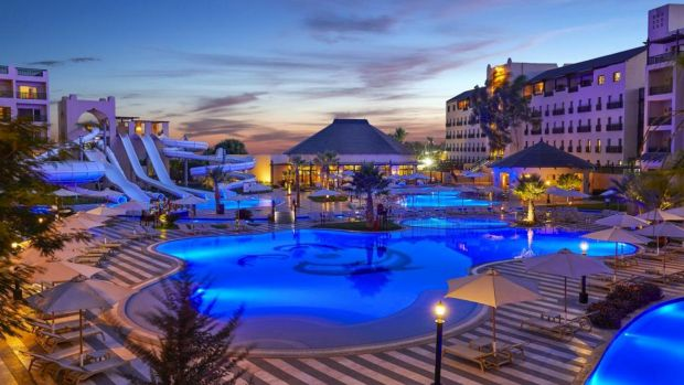 Thomas Cook has stopped bookings for the Steigenberger Aqua Magic hotel in Hurghada.