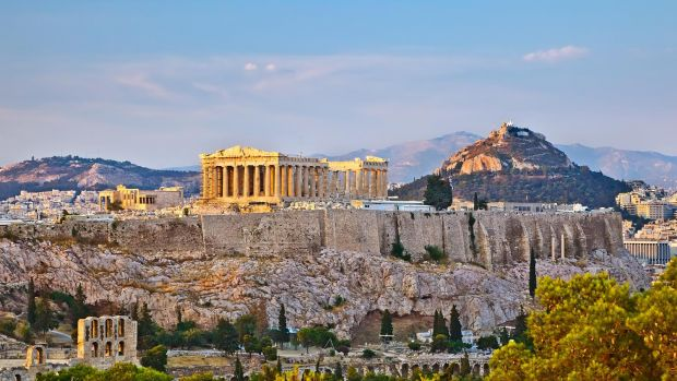German tour operators are already offering summer 2019 packages for Greece (here Athens) and other top destinations.