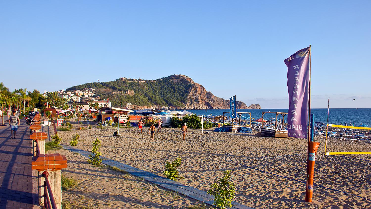 Turkish destinations such as Alanya are selling well this year.
