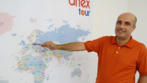 Serhat Koçkar, CEO of Anex Tour, has big plans for the German market.