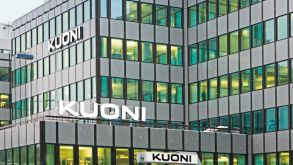 Kuoni Group headquarters in Zurich
