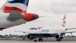 London-Heathrow ist wichtigstes Drehkreuz von British Airways.