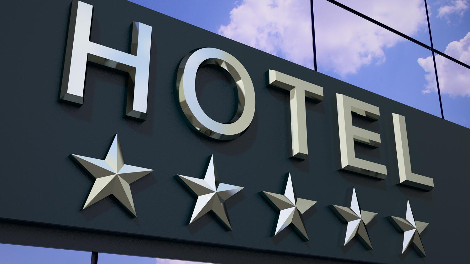Hotels in Germany are experiencing a record number of bookings.