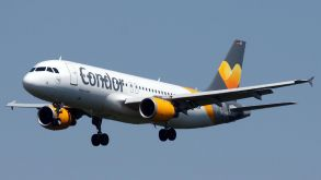 Seven Condor jets are operating extra flights on ex-Niki routes