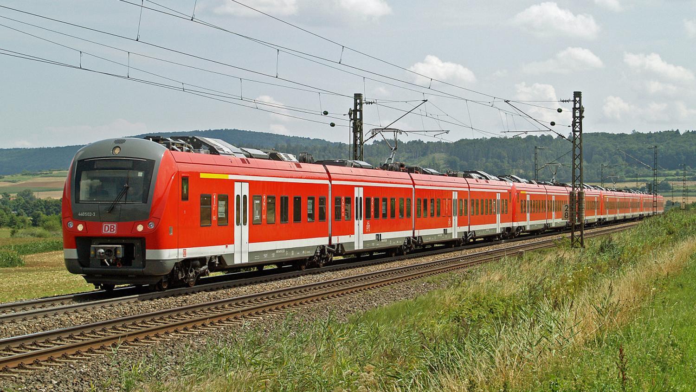 Nahverkehr Deutsche Bahn