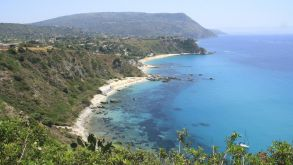 Calabria in southern Italy offers mountains and beaches as well as culture