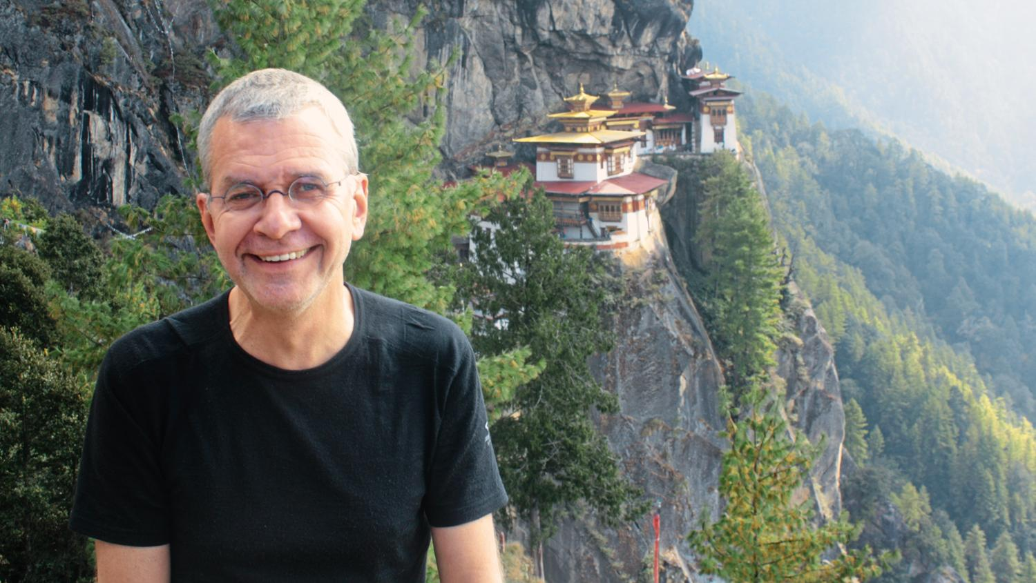 Prof. Martin Lohmann has researched the German travel market for many years.