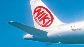 Niki planes have been grounded following the insolvency filing.