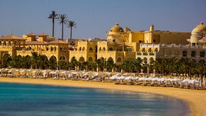 Sahl Hasheesh is a new Red Sea resort.