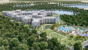 Ambitioniertes Projekt in Orlando: The Grove, ein riesiges Familienresort von Benchmark Hospitality.