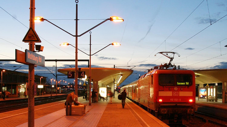 Deutsche Bahn Wolfsburg öffnungszeiten