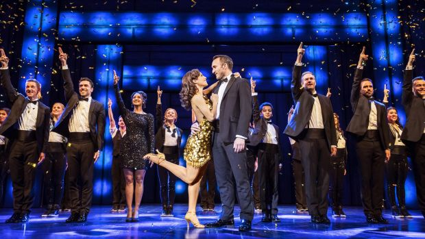 "Bald in Stuttgart: Das Musical ""Bodyguard""."